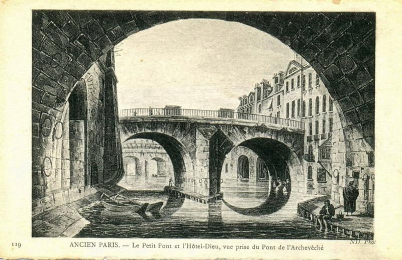 « Plusieurs fois envahi, le village fut pillé sous la Fronde » 1652_510
