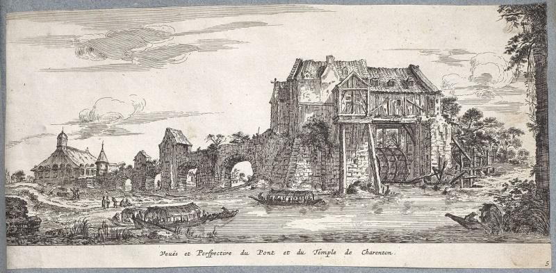 « Plusieurs fois envahi, le village fut pillé sous la Fronde » 1652_810