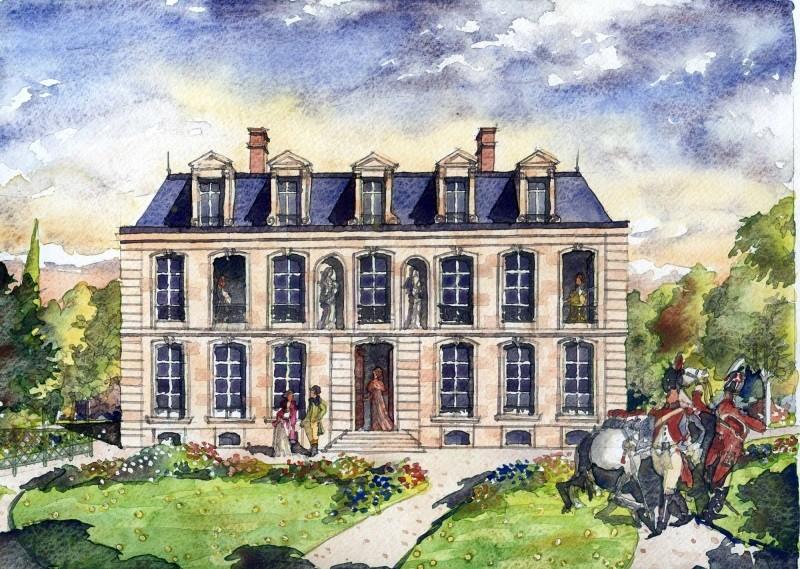Jean Jacques Rousseau à Fontenay-sous-Bois Ancien10