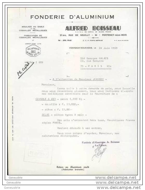 Les sablonnières de Fontenay : Approche historico-géologique Boisse13