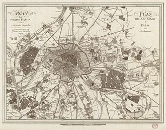 D'un grand Paris à l'autre 1841 _ 1861 _ 1964 _ 201?  Carte210