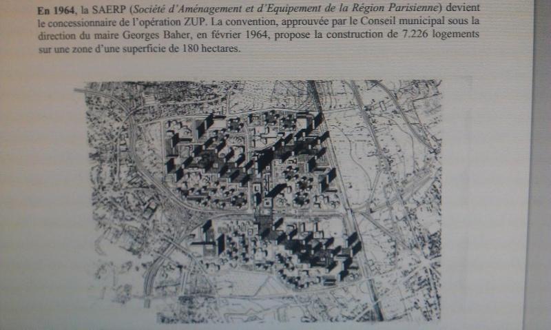 Il y a 50 ans, Fontenay refusait de devenir une gigantesque cité-dortoir - Page 2 Zup10