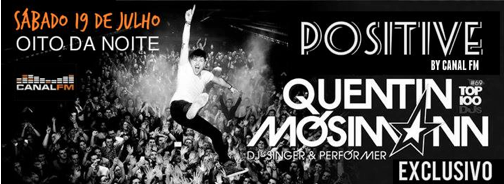 [19/07/2014 - 22h00] Canal FM Portugal - ITW  Captu140