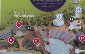 Nouvelle passerelle d'accès Parc - Hôtel du Futuroscope - Page 4 Map11