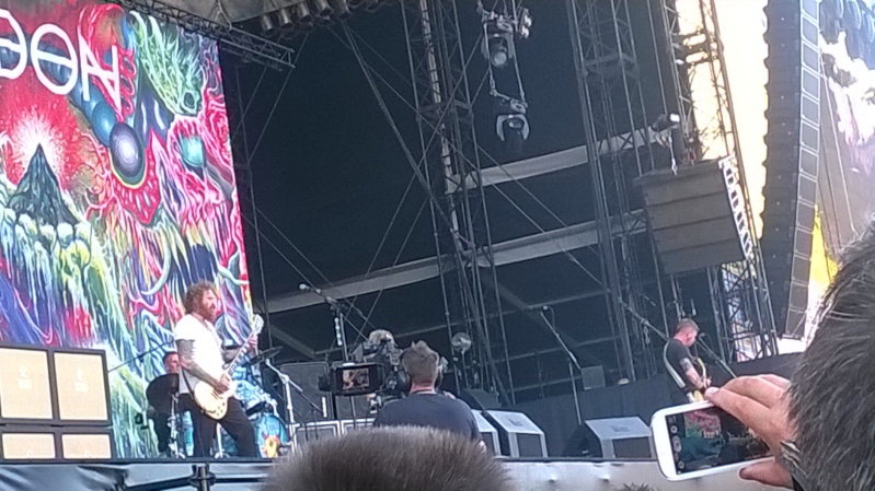 IRON MAIDEN CONCERT MAIN SQUARE FESTIVAL ARRAS 03/07/2014 05210