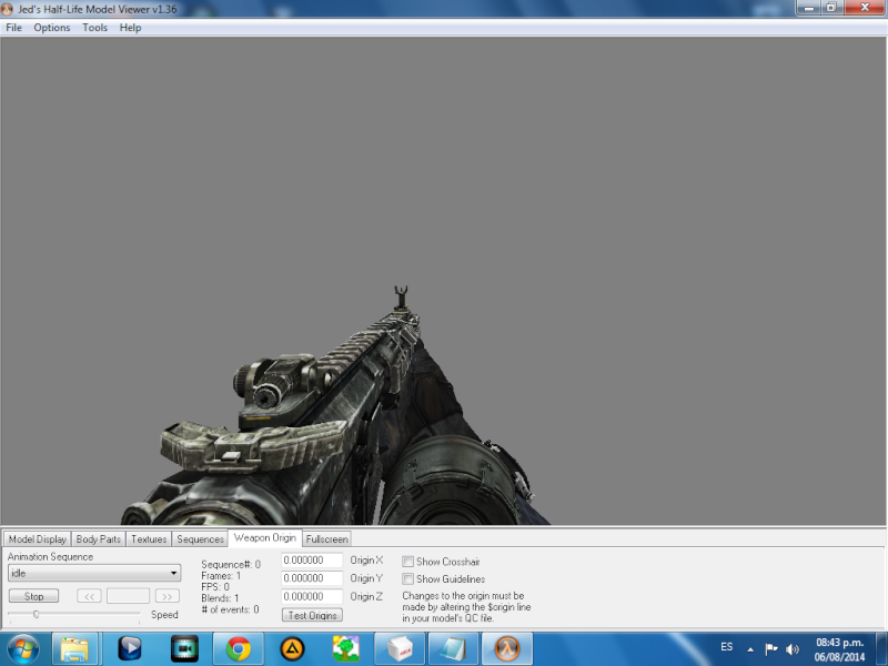 m27 cod ghost + mp433 cod ghost + reload sound. 40011