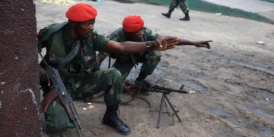RDC : tirs nourris à Kinshasa 43424810