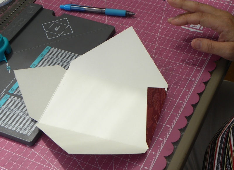 Tuto - Enveloppe standard avec l'outil Enveloppe Punch Board Dscn0728