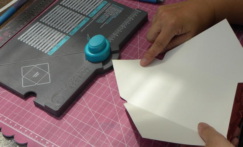 Tuto - Enveloppe standard avec l'outil Enveloppe Punch Board Dscn0729