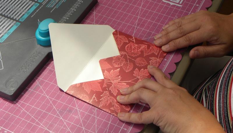 Tuto - Enveloppe standard avec l'outil Enveloppe Punch Board Dscn0731
