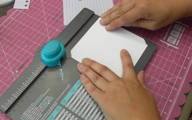 Tuto - Enveloppe standard avec l'outil Enveloppe Punch Board Dscn0738