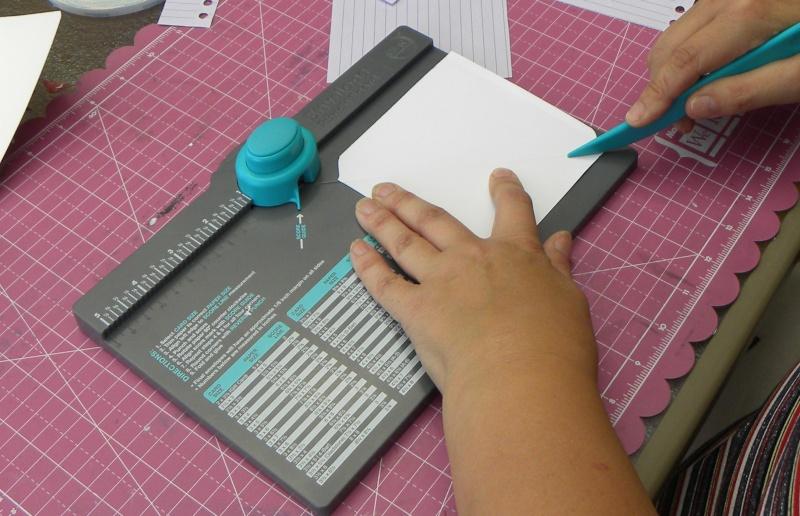 Tuto - Enveloppe standard avec l'outil Enveloppe Punch Board Dscn0739