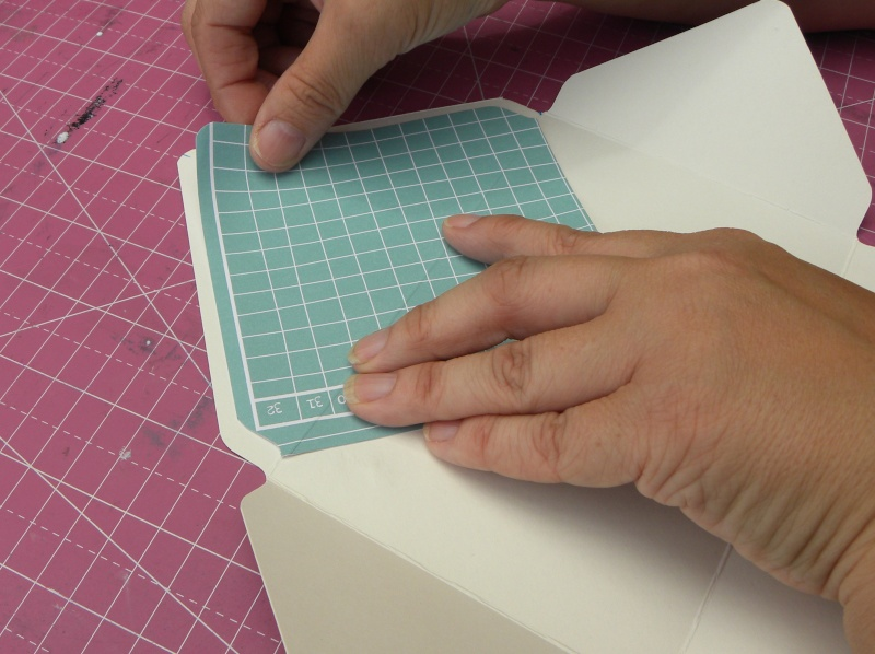 Tuto - Enveloppe standard avec l'outil Enveloppe Punch Board Dscn0740