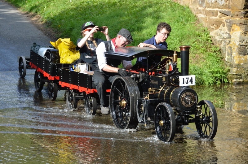 Last minute Christmas shopping - Burrell road train for sale 20140911