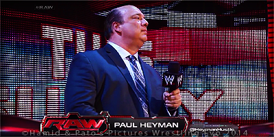 #RAW81 - Step 1 ? Done ! Heyman10
