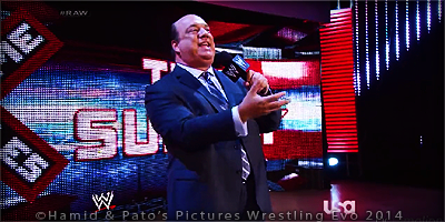 #RAW81 - Step 1 ? Done ! Heyman11