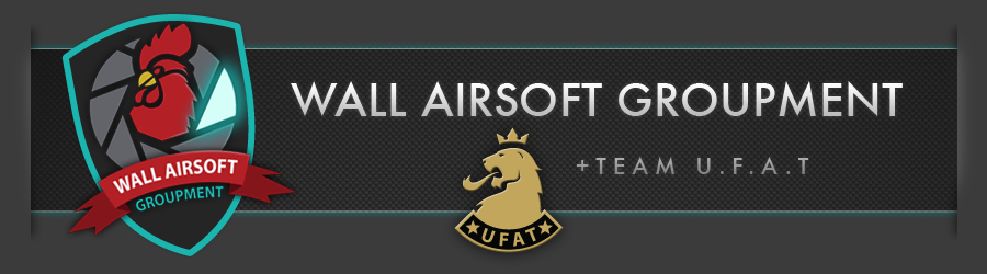 Wall Airsoft Groupment
