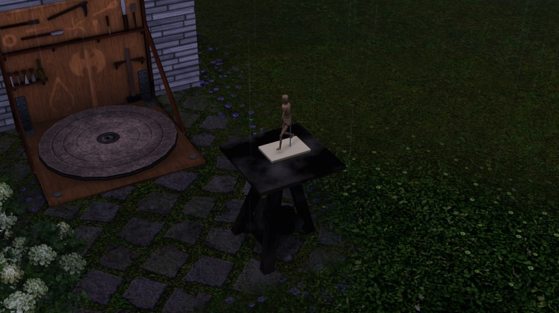 [Challenge Sims 3] Vie d'artiste - Page 2 Screen19