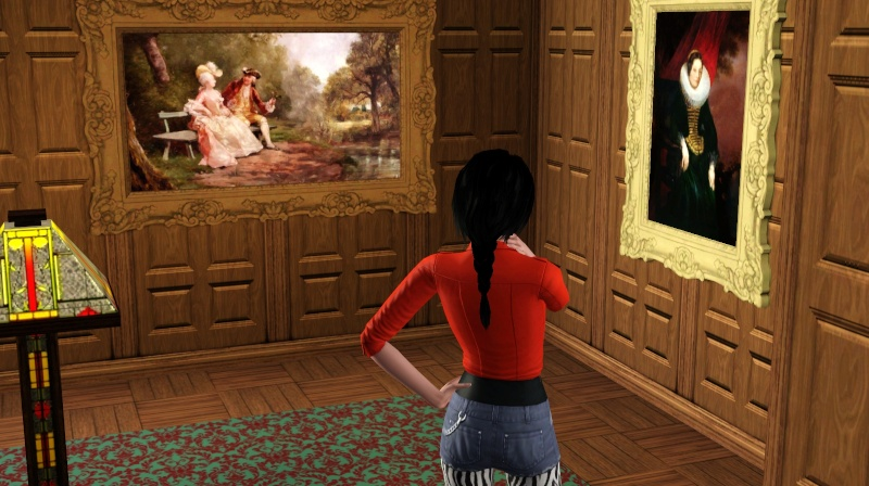 [Challenge Sims 3] Vie d'artiste - Page 2 Screen36