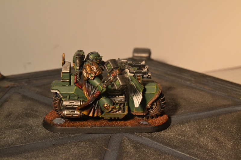 Armée Salamanders Capita13