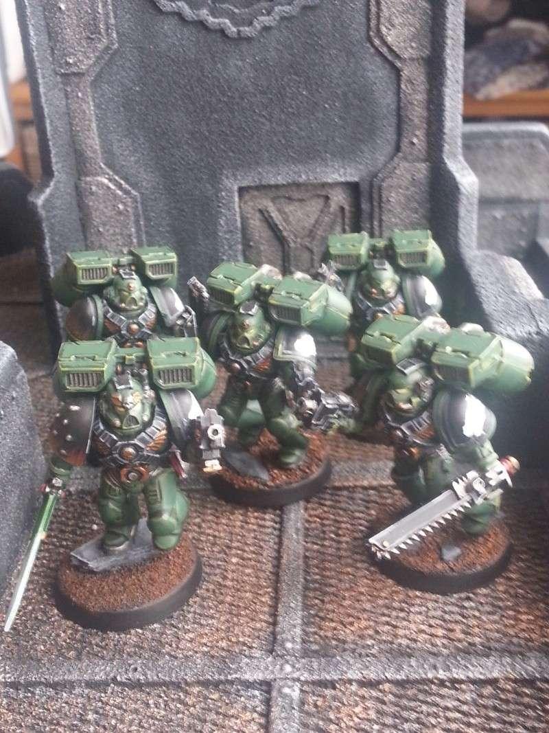 Armée Salamanders Escoua10