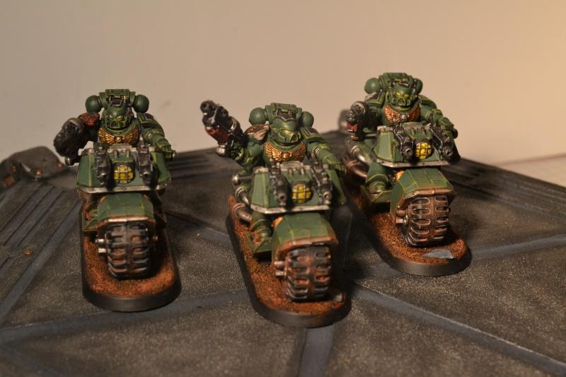 Armée Salamanders Gravit10