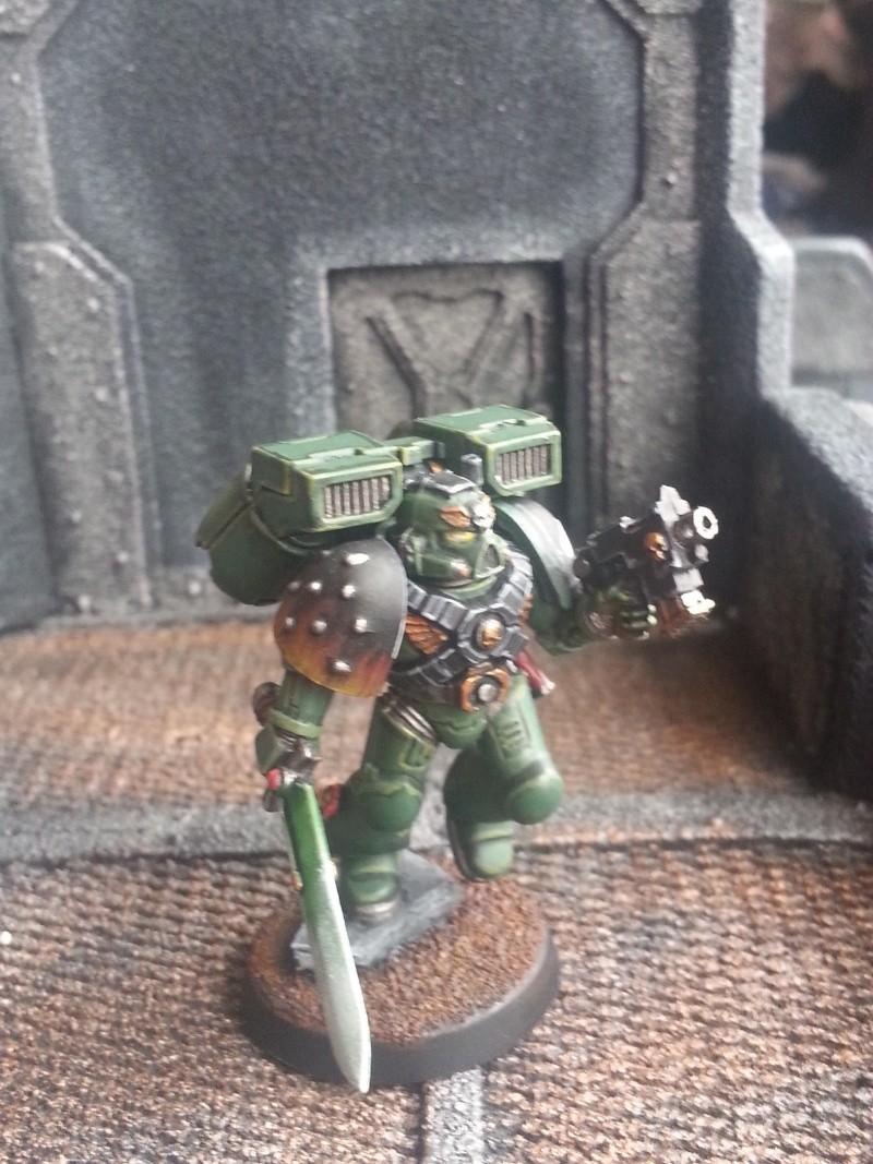 Armée Salamanders Sergen10