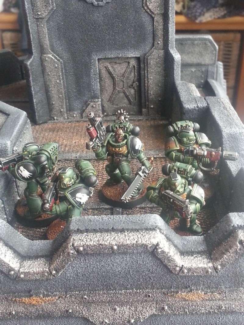 Armée Salamanders Tactiq10