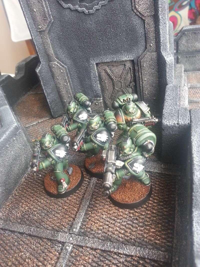 Armée Salamanders Tactiq11