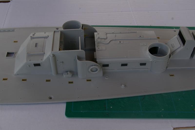 Torpedo boat PT - 596 [italeri 1/35] Imgp7118