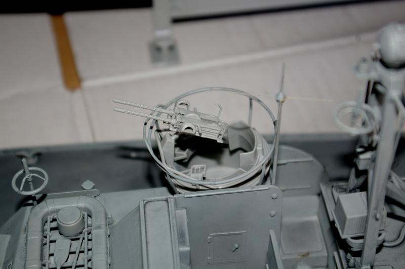Torpedo boat PT - 596 [italeri 1/35] Imgp7215