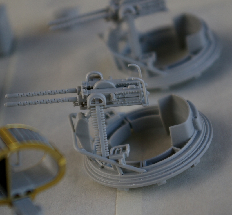 Torpedo boat PT - 596 [italeri 1/35] - Page 2 Imgp7220