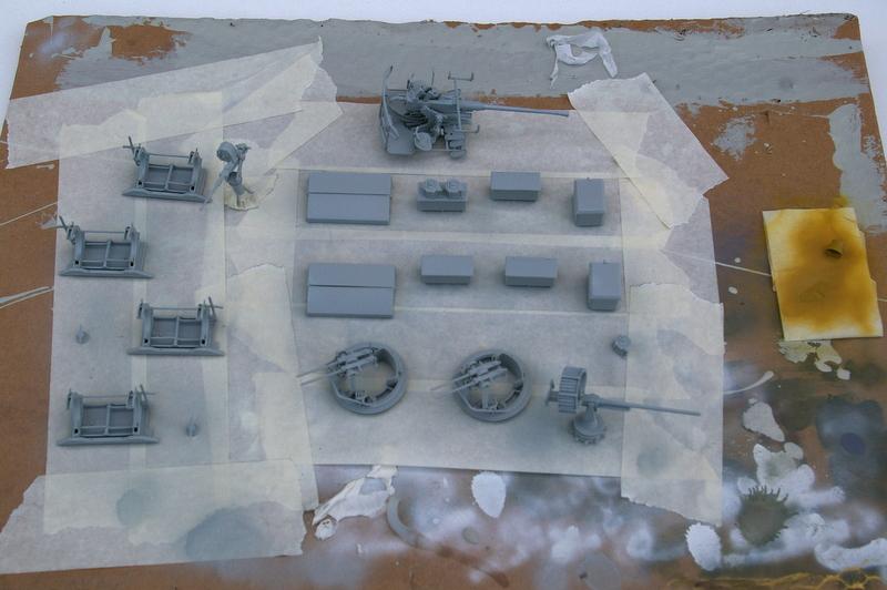 Torpedo boat PT - 596 [italeri 1/35] - Page 2 Imgp7222