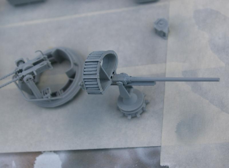 Torpedo boat PT - 596 [italeri 1/35] - Page 2 Imgp7224