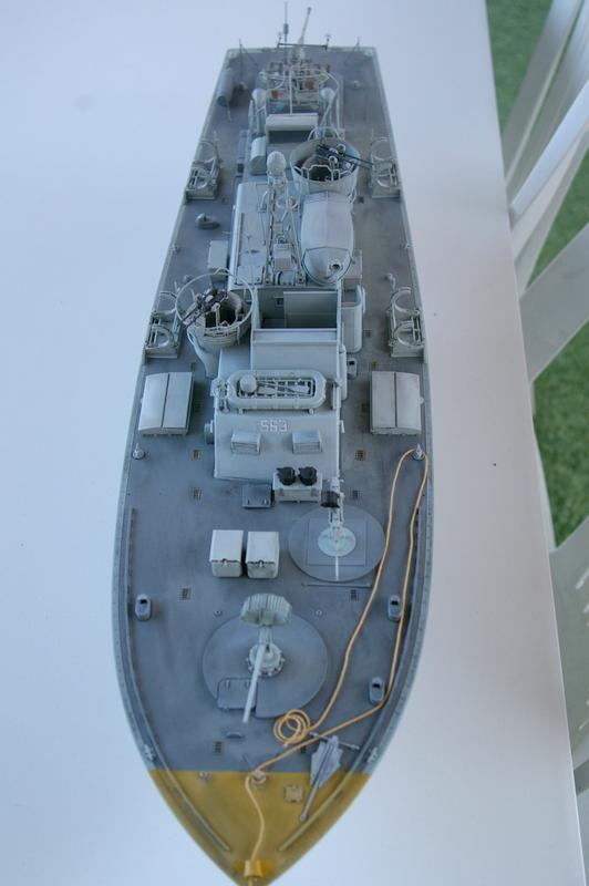 Torpedo boat PT - 596 [italeri 1/35] - Page 3 Imgp7229