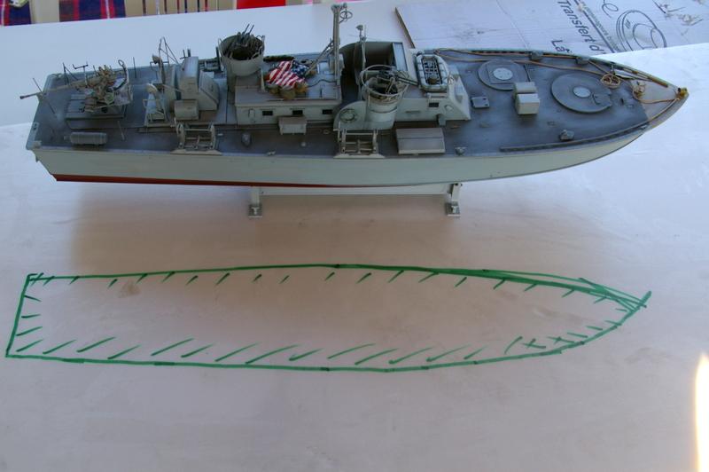 Torpedo boat PT - 596 [italeri 1/35] - Page 4 Imgp7247