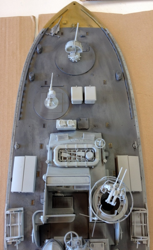 Torpedo boat PT - 596 [italeri 1/35] - Page 2 Photo_10
