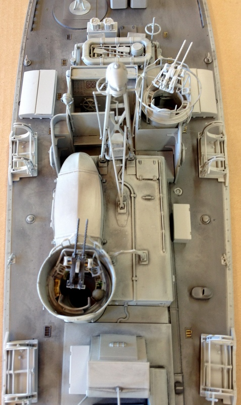 Torpedo boat PT - 596 [italeri 1/35] - Page 2 Photo_11