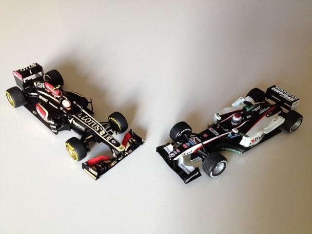 Modellini F1 Img_0518