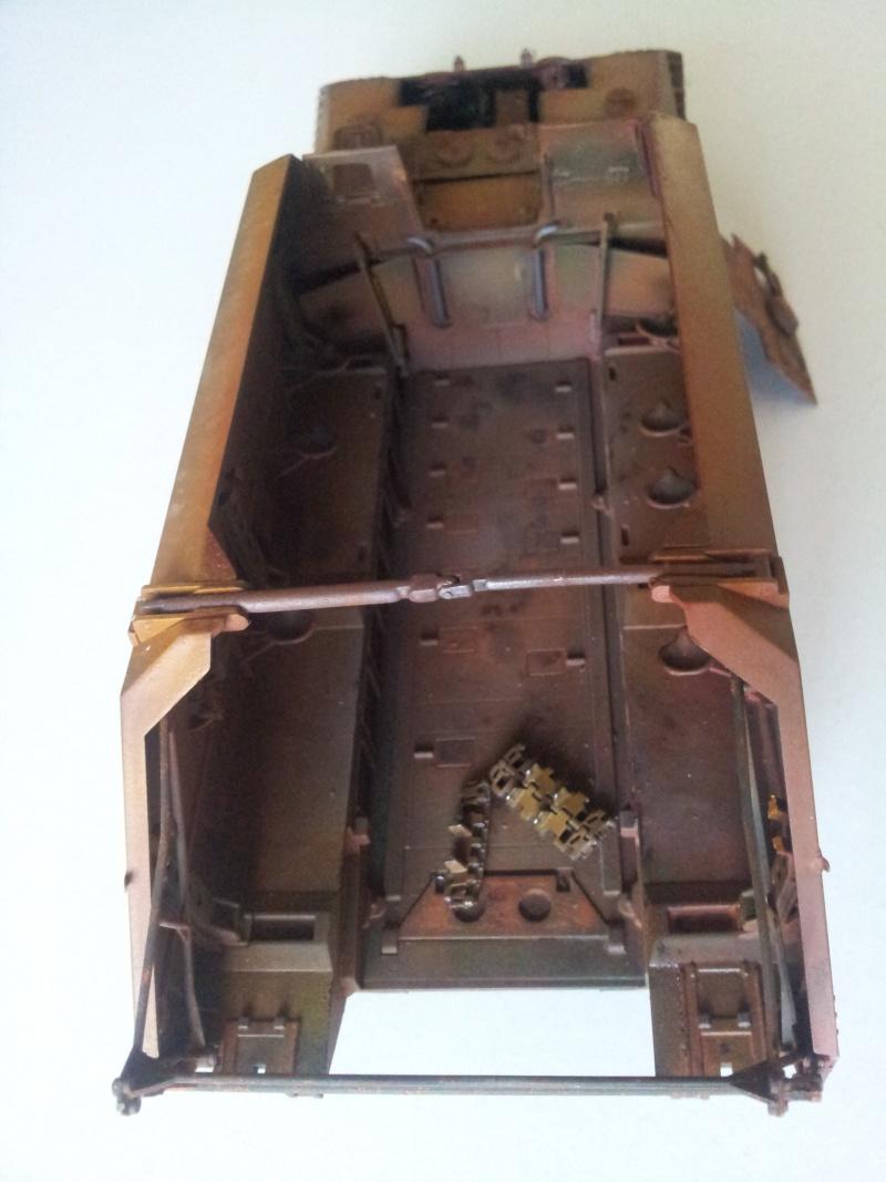 geschutzwagen tiger fur 17cm kanone 72 (sf) [Trumpeter, 1/35] - Page 5 20140628