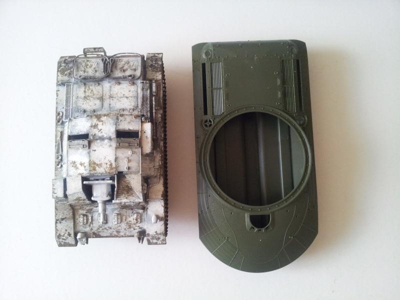 soviet heavy tank object 279   (panda 1/35) 20140634