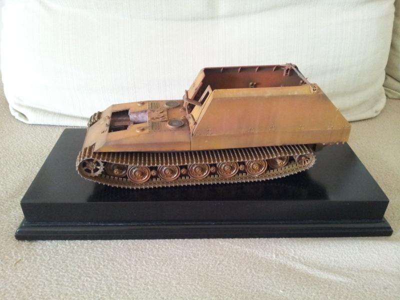geschutzwagen tiger fur 17cm kanone 72 (sf) [Trumpeter, 1/35] - Page 6 20140714