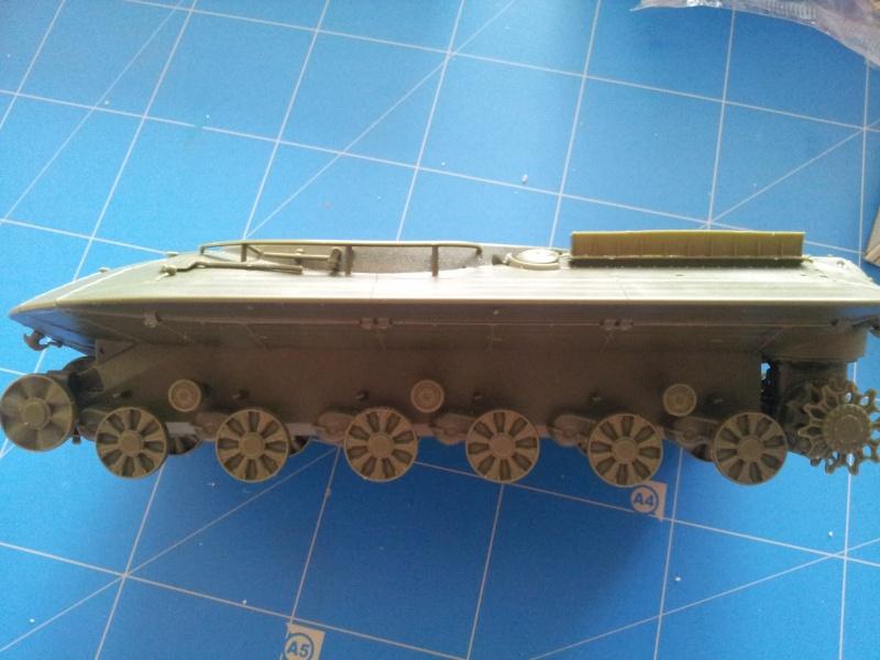 soviet heavy tank object 279   (panda 1/35) 20140722