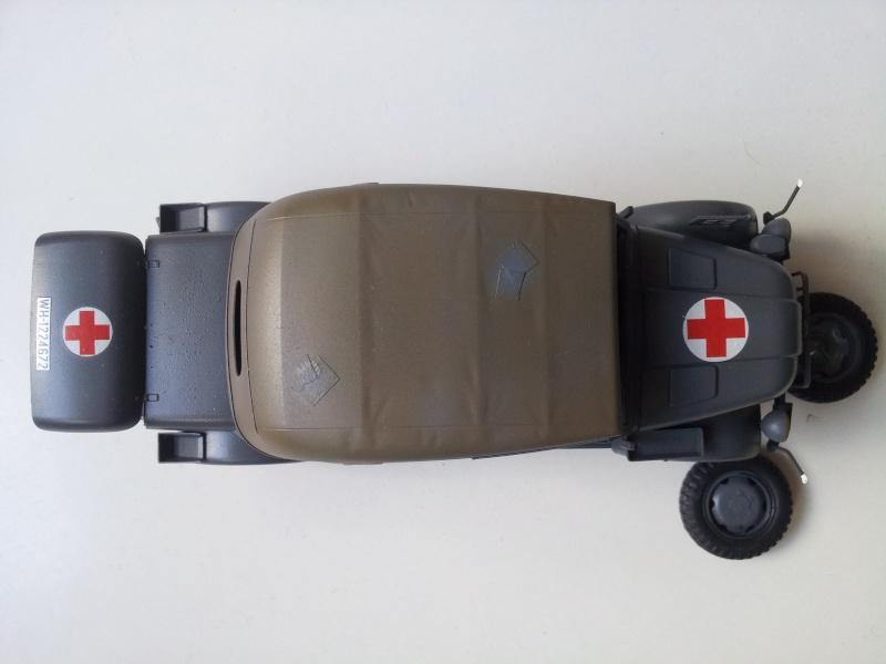 steyr 1500 de commandement (tamiya au 1/35) 20141024