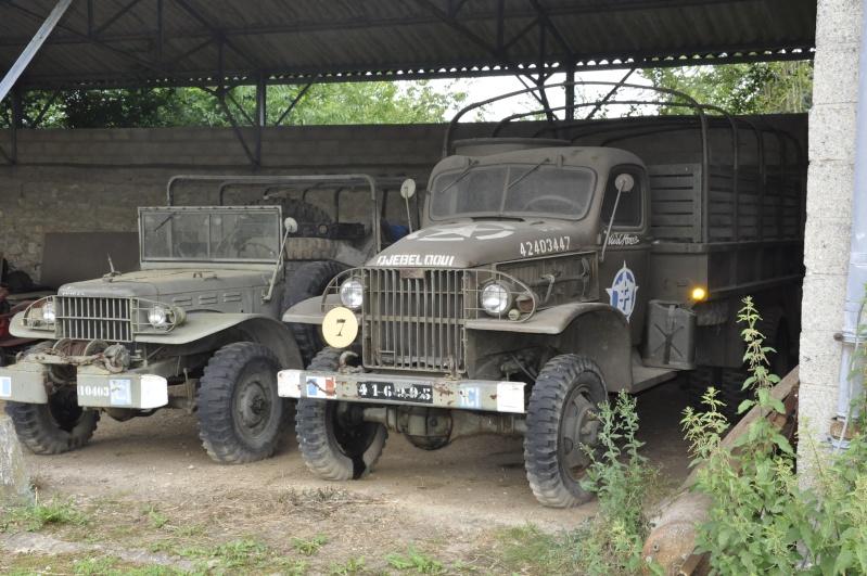 """Deux modèles US:Dodge 6x6 et GMC """"Djebel Doui"""" _dsc0110"""