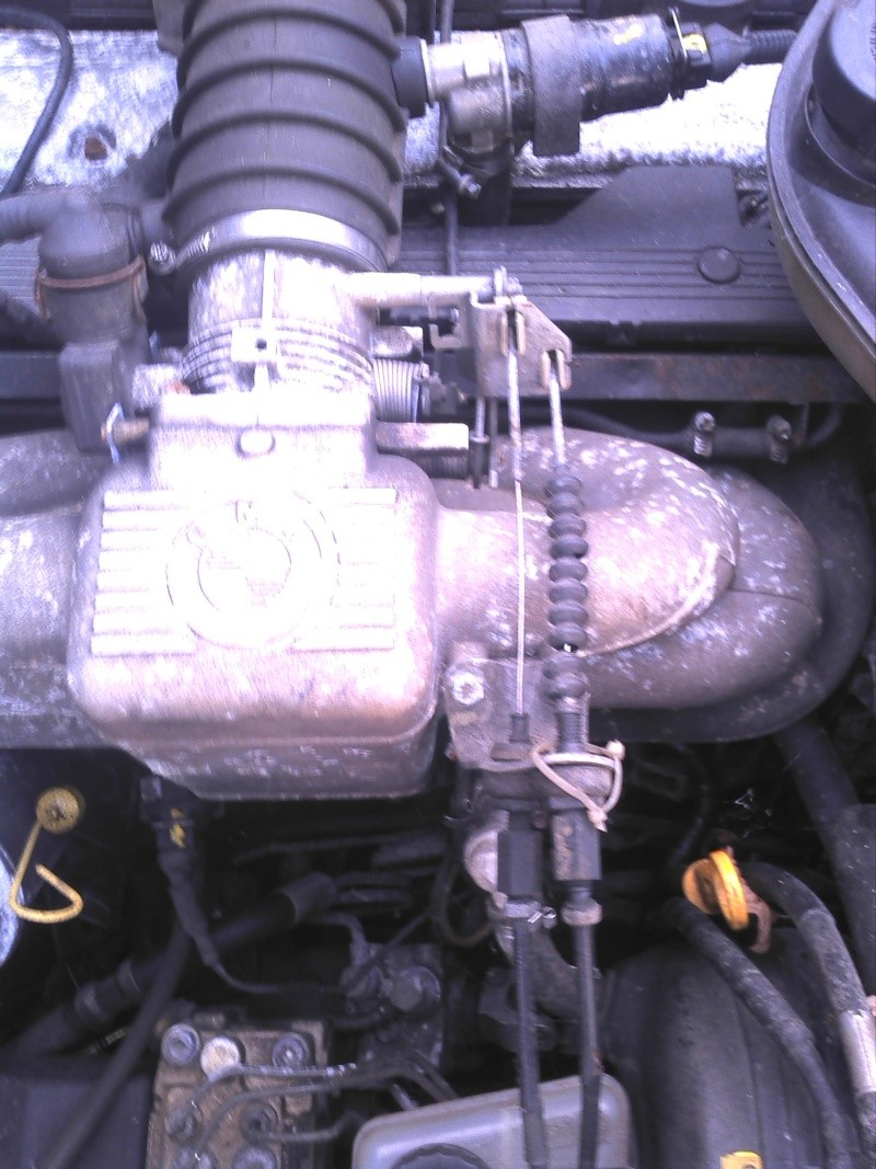 """Petite """"Alpina b6 e30"""" E32_7311"""