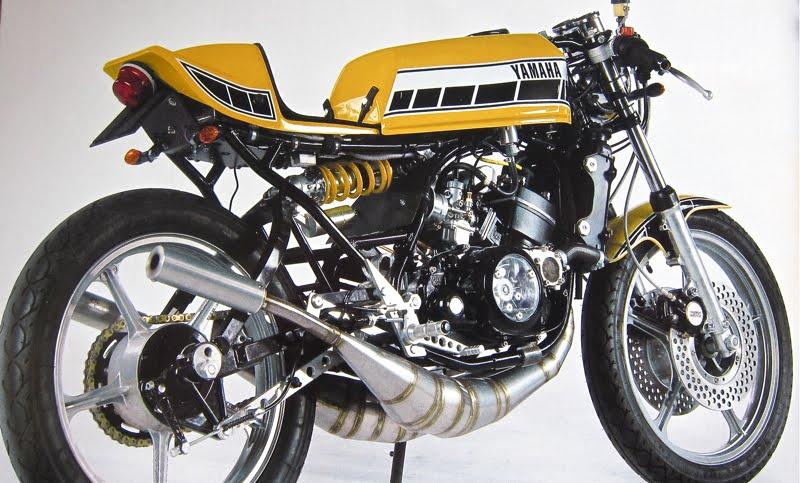 350 RDLC 31K   /   un racer pour la piste . Yamaha10