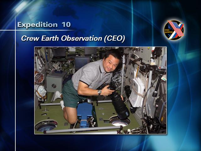 Témoignage de l'astronaute Leroy Chiao - Commandant de l'ISS en 2005 - Page 13 Scienc10