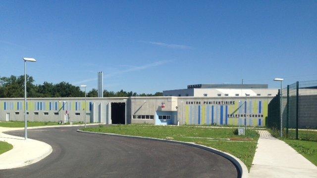 Etablissement Pénitentiaire - Centre Pénitentiaire / Orléans-Saran Priosn10