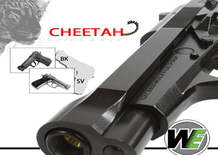 New WE Cheetah M84 GBB at AST Ast_we10
